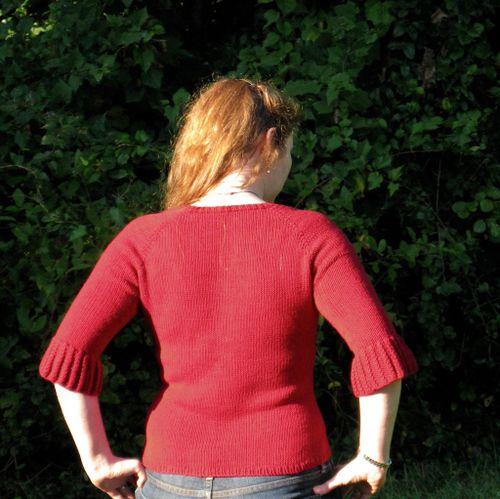 Opulent back