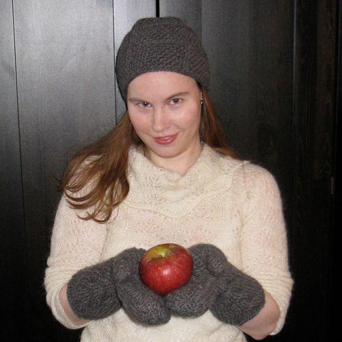 Bella set apple