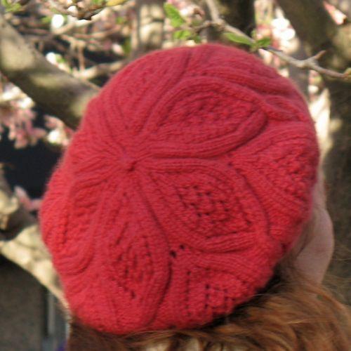Rose red back