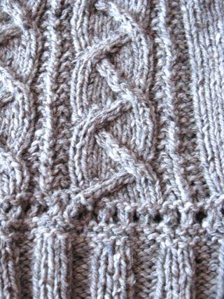 Hallett wip detail