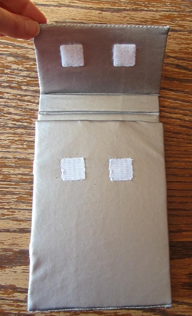 Kindle case flap