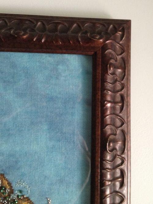 MOTB framed corner