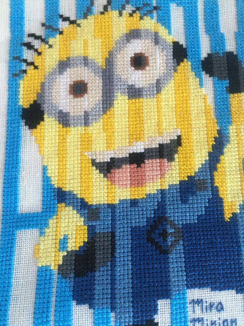HappyMinion HD detail1