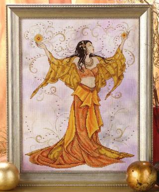 Fire Goddess-model