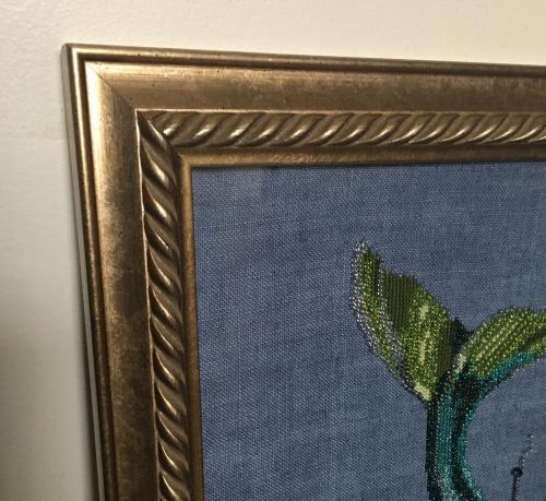 Meddy framed detail