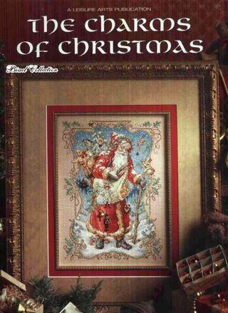 Santa-charms of xmas