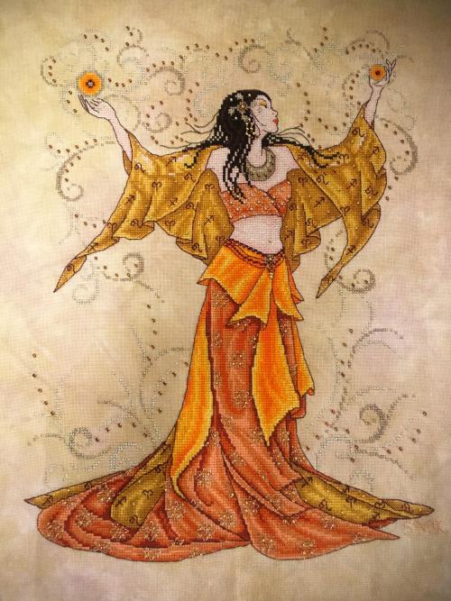 Fire Goddess HD