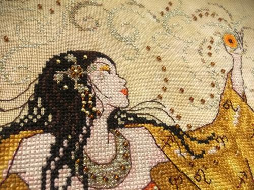 Fire Goddess HD-face detail