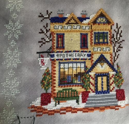 OhSewCrafty: Cross Stitch