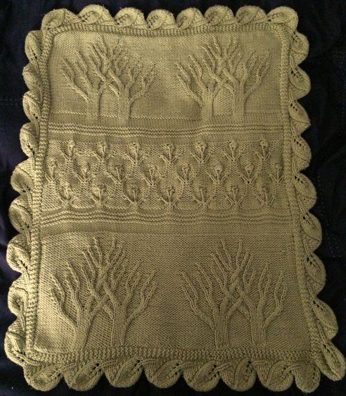 Tree blanket 11-9-14