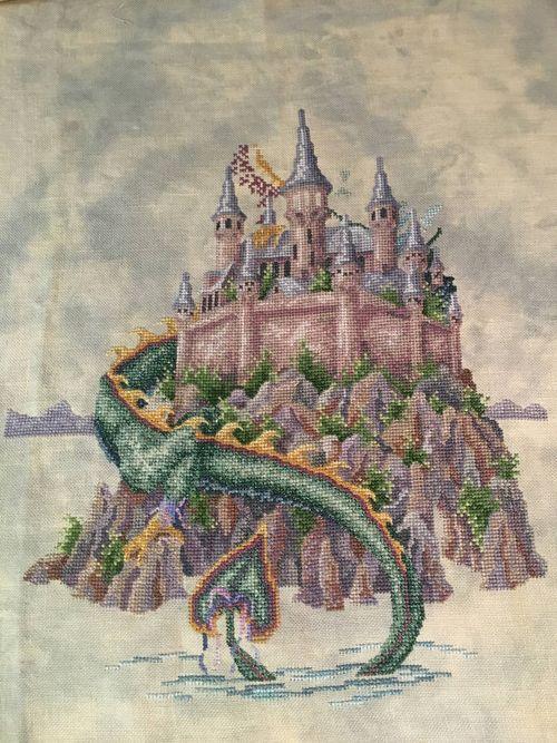 TW Castle WIP 6-5-15
