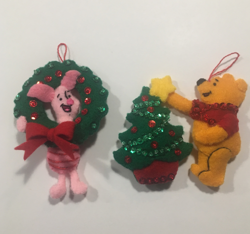 Winnie & piglet FA orn 10-15-16