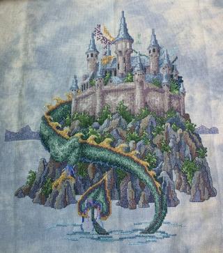 Castle wip 9-15-16