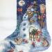 Snowman & Friends Stocking
