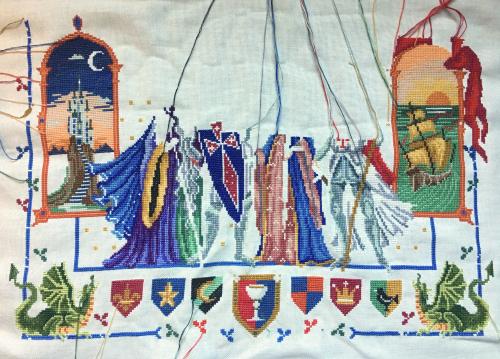 King Arthur WIP 11-20-17