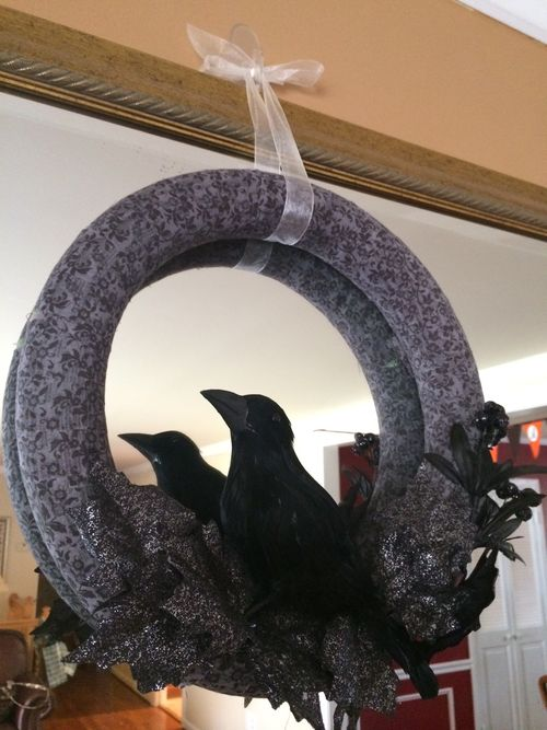 Nevermore wreath 2014