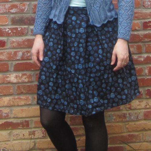 Kate spade skirt front