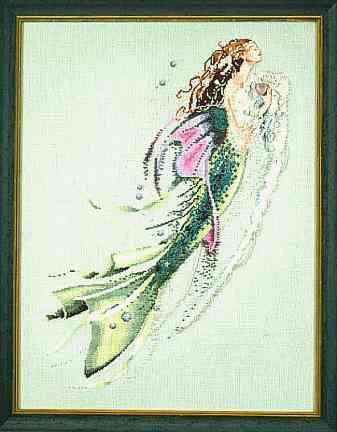 Mermaid-pearls-model