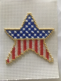 Patriotic Star Ornie FO-front