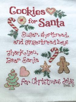 Cookies for Santa HD