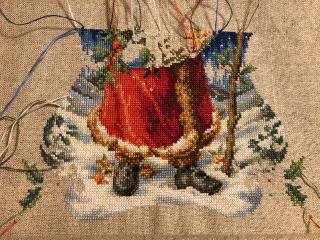 Charmed Santa WIP 1-25-18