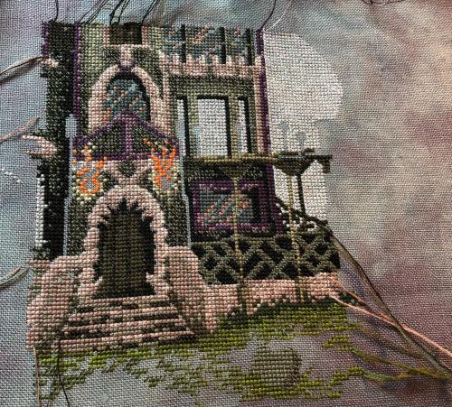 Spooky House WIP 5-15-18