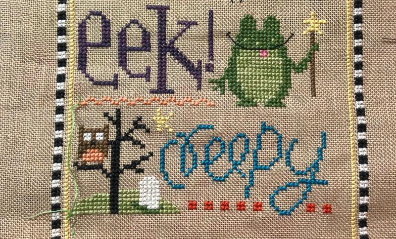 Eek-Creepy HD 6-11-18
