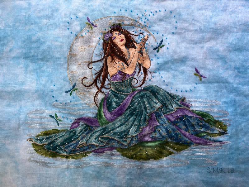Water Goddess HD close