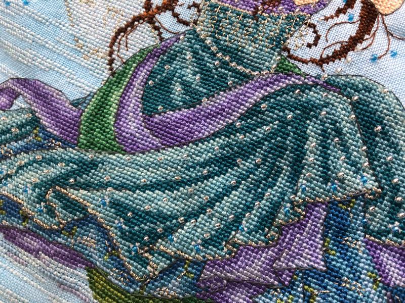 Water Goddess HD skirt