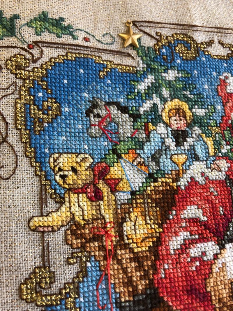 Charmed Santa HD-teddy