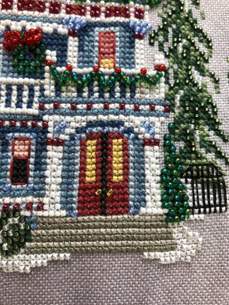 MH QA House-HD-gate detail