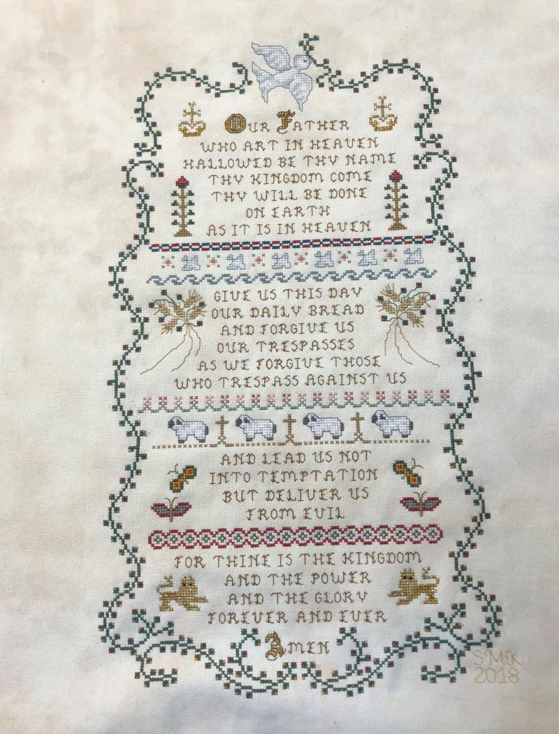 Lord's Prayer HD