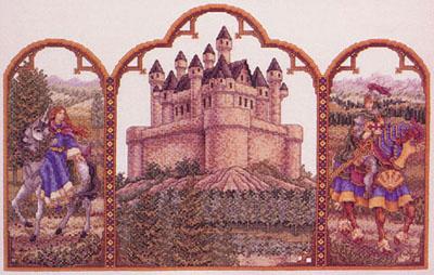 Fantasy Triptych model