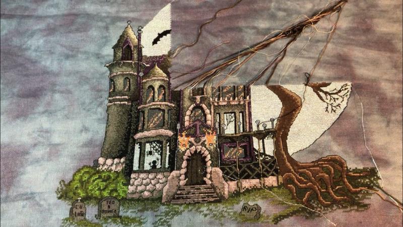 Spooky House WIP 3-29-19