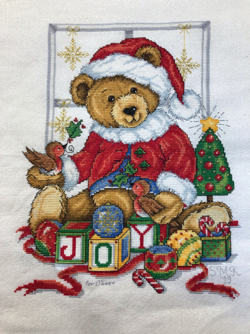 JE Xmas Teddy HD