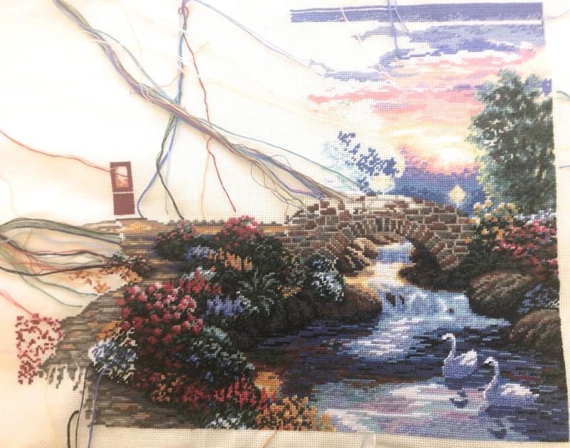 Twilight Bridge WIP 11-27-19
