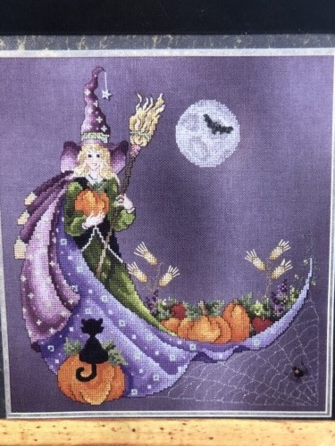 Harvest Witch Model Pic