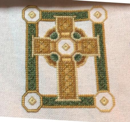 TW Celtic Cross WIP 5-7-20
