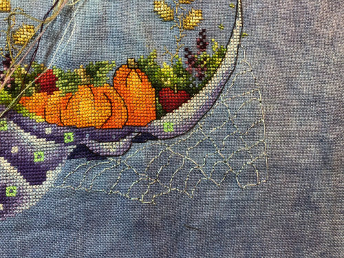 Harvest Witch WIP 10-31-20