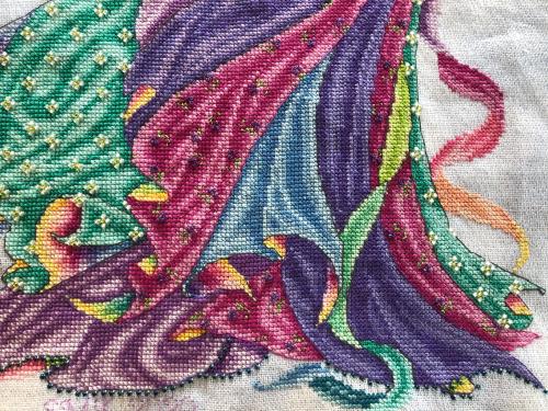 Fairy Rainbow HD skirt
