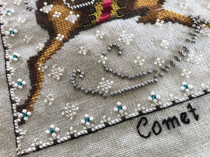 Comet HD name