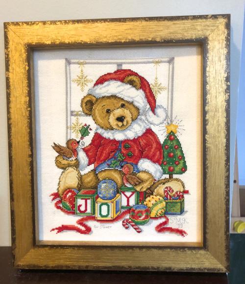 Joyful Teddy framing HD
