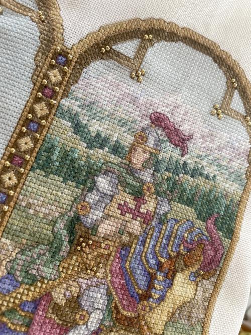 Fantasy Triptych HD- knight