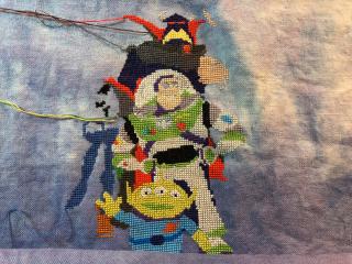 Toy Story Cast 6-7-20