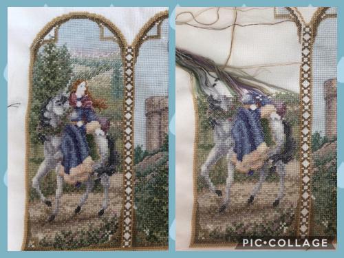Fantasy Triptych Aug 20 progress