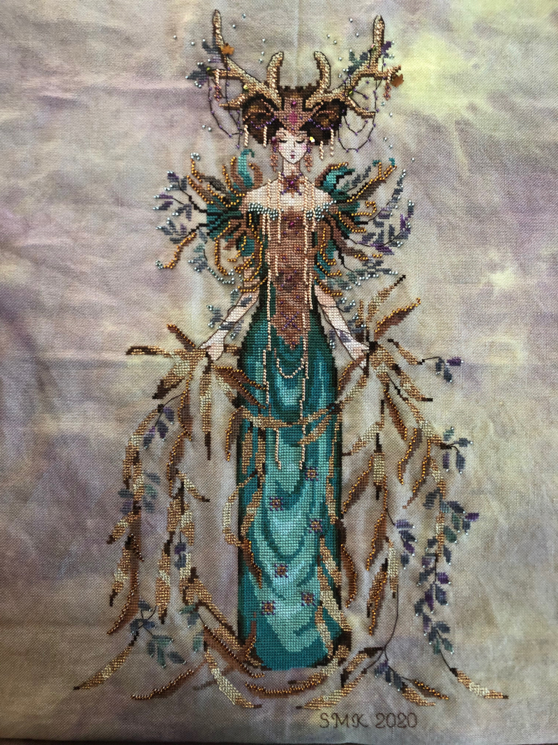 Cathedral Woods Goddess HD