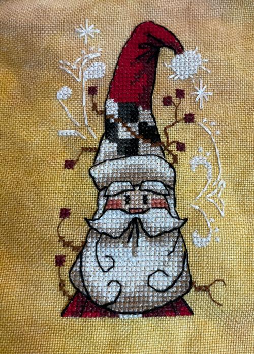 Santa ornie Autumn Lane HD 2-28-21