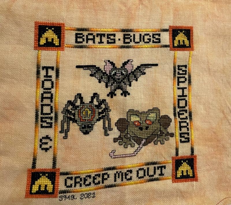 Bats Bugs HD