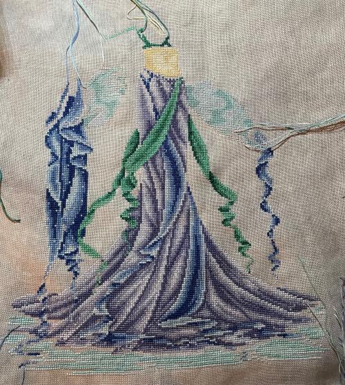 Fairy Rain WIP 8-16-21