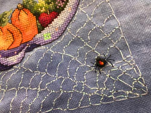 Harvest Witch HD -spider
